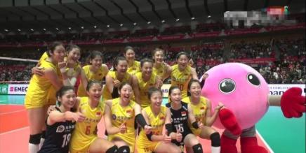 """中国女排奥运分组""""因祸得福"""",或许被保送进四强"""