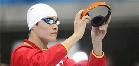 """运动员们在游泳比赛前,使用物理""""兴奋剂""""这一事大家怎么看呢"""