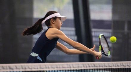 """网球少女森碟太帅气了,手臂线条太好,""""风一样的女子""""又回来了"""