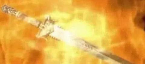胡歌拿过的5把剑,轩辕剑仅排第二,最后一把毁天灭地!