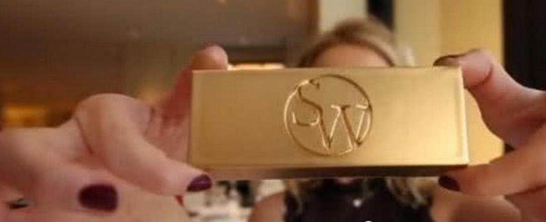 外国人的新零食,是镀金的巧克力,网友:一口下去就是200美金