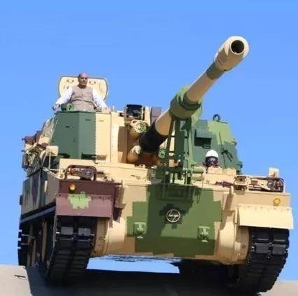 K9榴弹炮来了!印度军队接装自行重炮,会有什么影响?