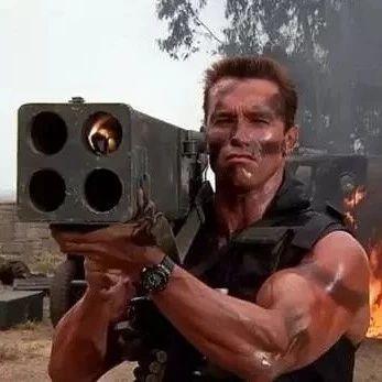 四管火箭筒?施瓦辛格这款硬汉武器专打越军游击队|轻武专栏