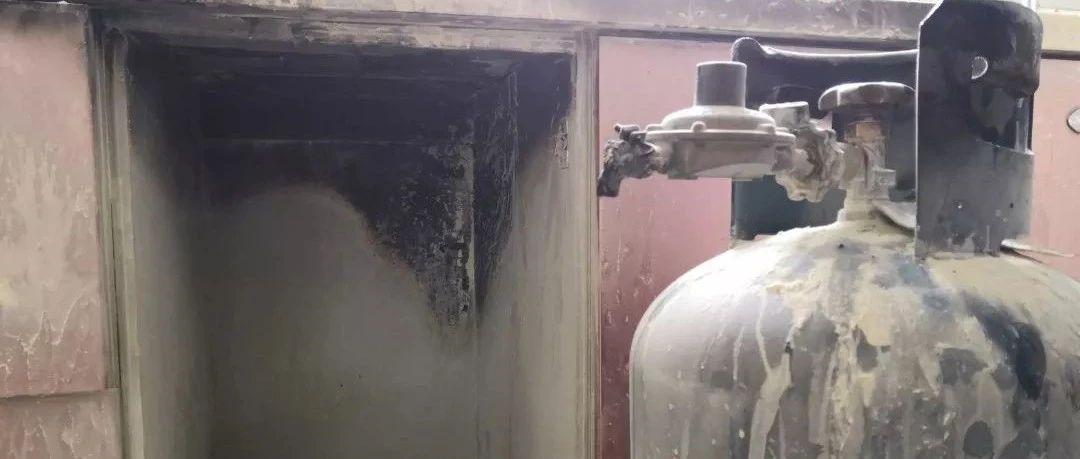 赣州一居民楼煤气泄漏并发生爆燃 房主一招化险为夷
