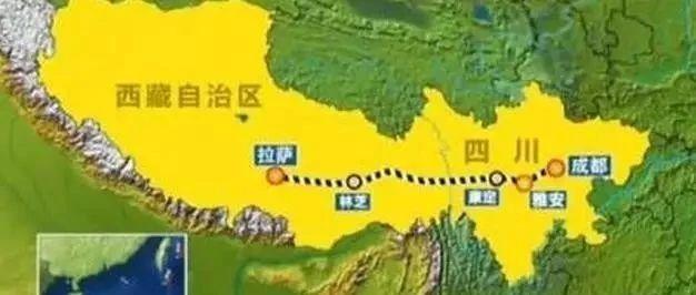 川藏铁路有限公司正式注册