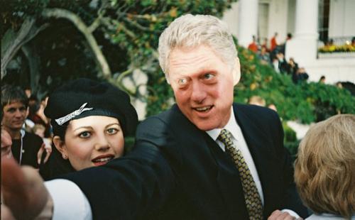 希拉里眼中的情敌:莱温斯基现在过得怎么样?克林顿没预料到