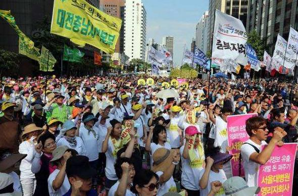 下午4时30分,美韩谈判再次破裂,不欢而散,文在寅还能挺多久?
