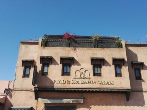 摩洛哥南部明珠,四大皇城之一,以名胜古迹和园林驰名于世