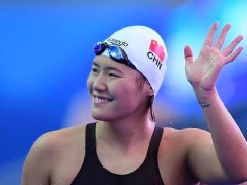 中国又多一奥运冲金点!20岁小将4天两胜奥运冠军叶诗文+世界第三