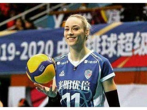 上海女排苦盼的救星却成为输球主因,被天津女排两大王牌教做人了