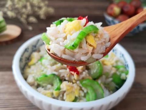 米饭这样做无敌美味,孩子不挑食了,一勺接一勺,停不下来!