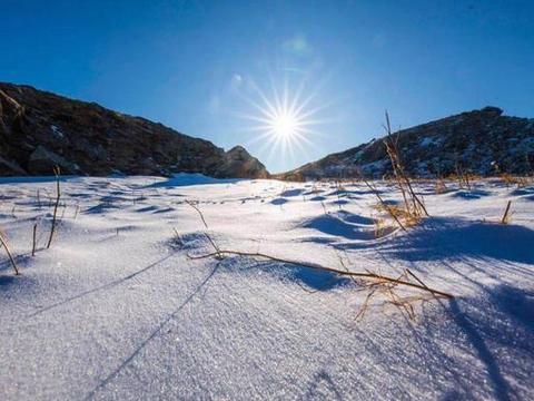 这3个地方冬天最美!比东北的雪还大,比古城还更浪漫,一起去