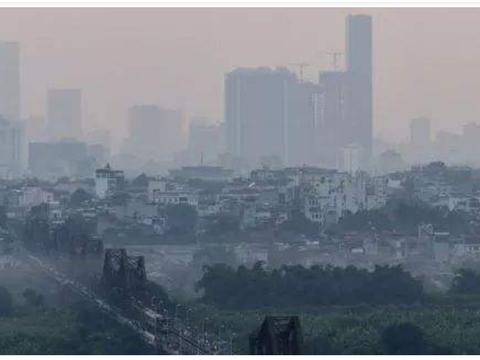 城市化进程加快,越南以空气污染为代价,损失130多亿美金