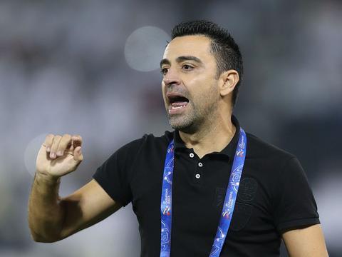 历史首位!哈维以球员和主教练身份夺取卡塔尔杯冠军