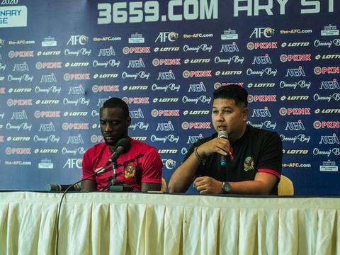 亚冠外围赛,大埔两主将未入足球胜负彩名单,戴贝碧拒答战术