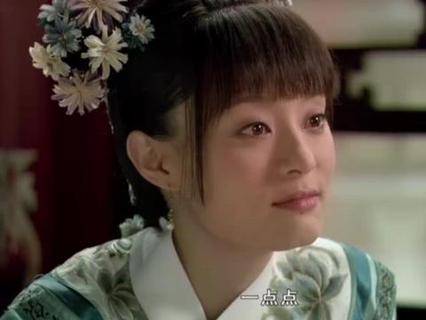 甄嬛传:果郡王在新婚之夜为何喊出的名字是浣碧?