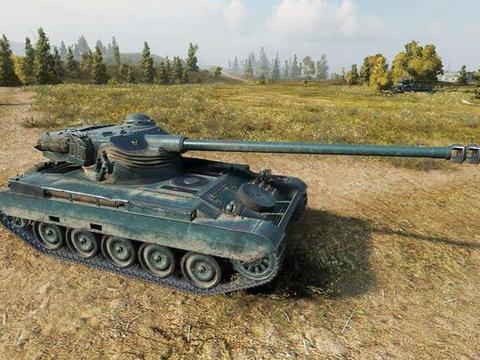 二战时期!法国陆军射速最快的装甲坦克,10秒射出12发炮弹