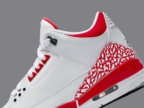 芝加哥Air Jordan 3渲染图曝光!传闻今夏正式登场