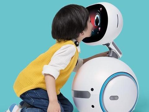 智能家居好伙伴!华硕小布机器人,智能生活每一天