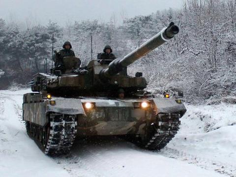 土耳其为何非找韩国引进坦克技术?不仅价格低,还有免费赠品可拿