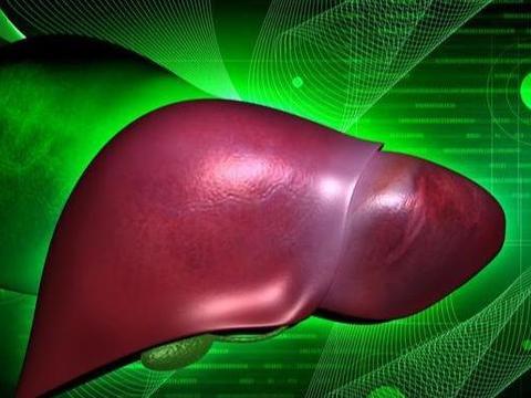 肝不好的人,一般有2处黑,2处红,若都没有,说明肝脏还算健康