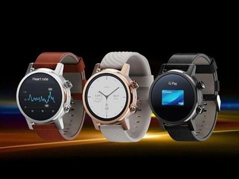 第三代 Moto 360 智能手表正式发售