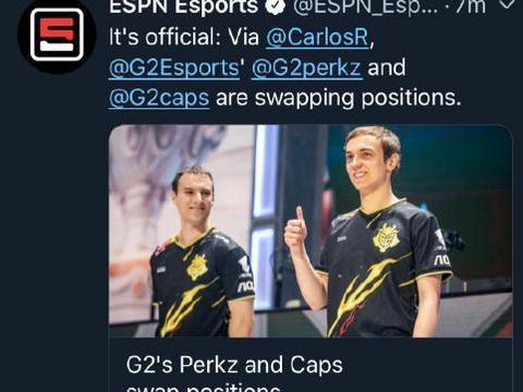 Caps和阿P位置互换,Deft表示很遗憾