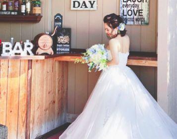 苍井空携双胞胎夏威夷补办婚礼,婚纱照很美