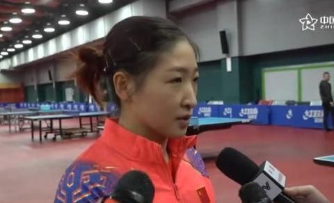 刘诗雯霸气侧漏解读世锦赛名单,做好自己就是就是最强大!