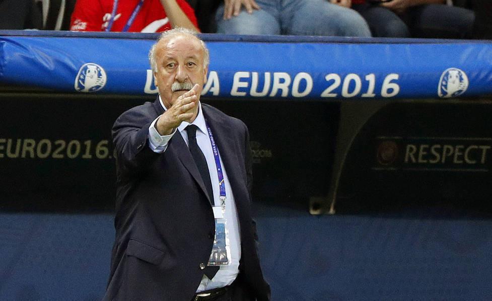 8bet体育资讯:博斯克力挺西班牙,望在2020欧洲杯夺冠