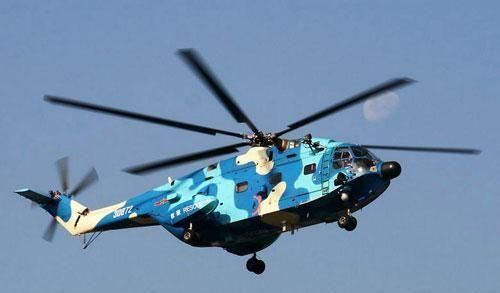 1944年!我国第一架直升机诞生,特殊设计被俄沿用至今