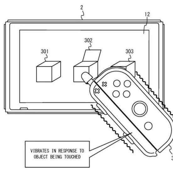 任天堂Joy-Con「触控笔挂绳」专利公布
