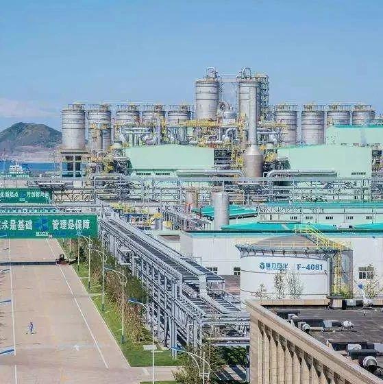 第九批国家新型工业化产业示范基地名单,8家石油化工新材料园区上榜!