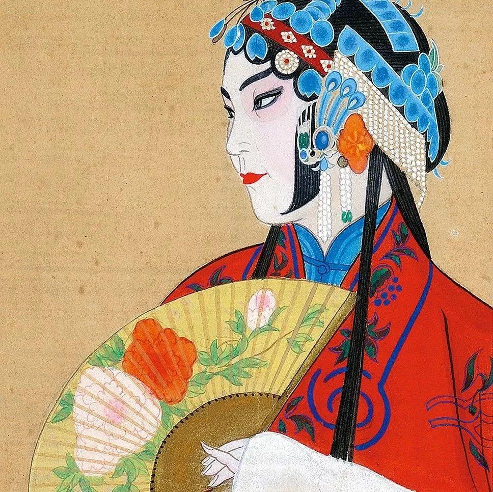 绝代风华!来赏江苏省美术馆藏的皮影与戏画