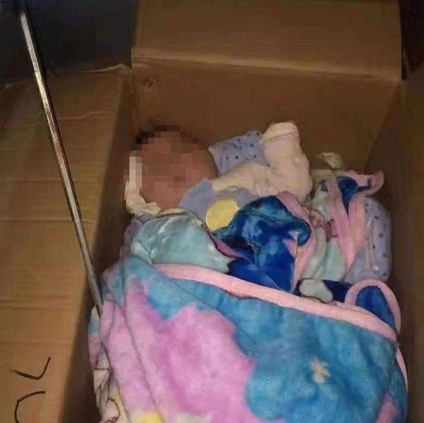 三水公安侦破弃婴案,亲生父亲被抓获,弃婴理由让人无语...