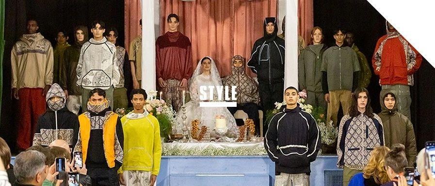 伦敦时装周的特殊之处在于,它有意要成全一部分人的梦