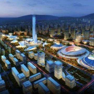 长沙高铁西站产业新城建设即将启动