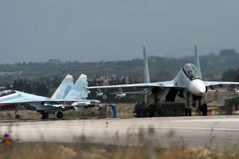 俄叙联军击退恐怖分子进攻,击落来袭无人机,继续推进