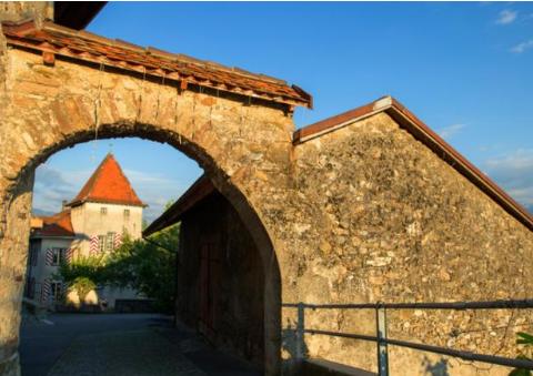 瑞士最美千年梯田,一年四季风景如画,成为世界自然文化遗产