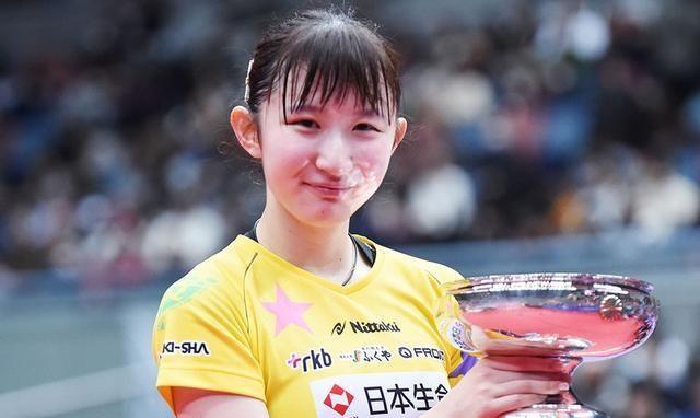 国乒小心,早田全锦赛两冠给日本乒协出难题