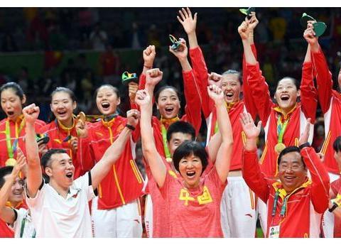 冲击奥运!女排仍是朱袁张当家,也仅有1人冒尖而已,新人得努力