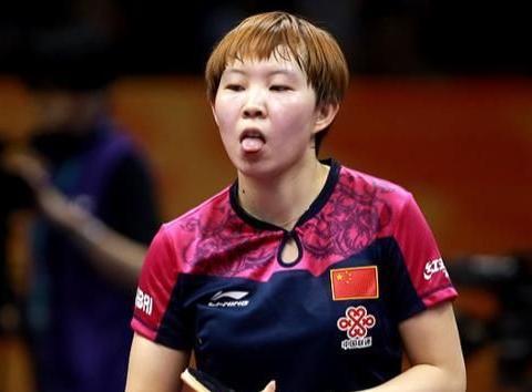世乒赛名单公布,作为亚运会的王曼昱落选