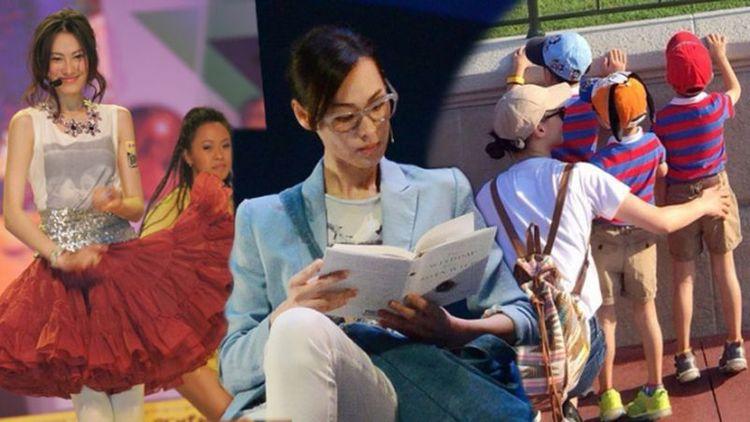 李泽楷和梁洛施合体后小26岁女友首晒照,强行营业笑容很勉强