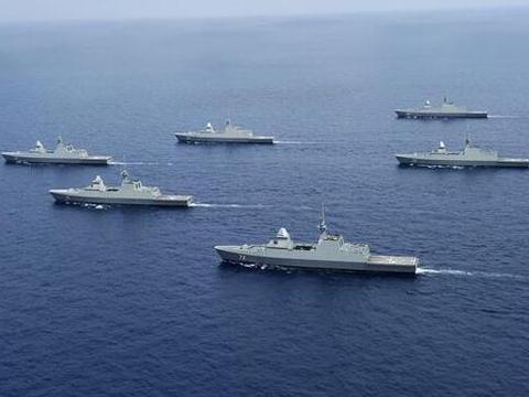 不再隐藏,亚洲小国也要造航母了,已下定决心花重金向美国求助