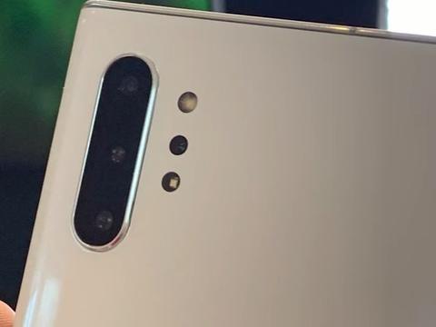 三星Galaxy Note 10和Galaxy Note 10+的第一印象