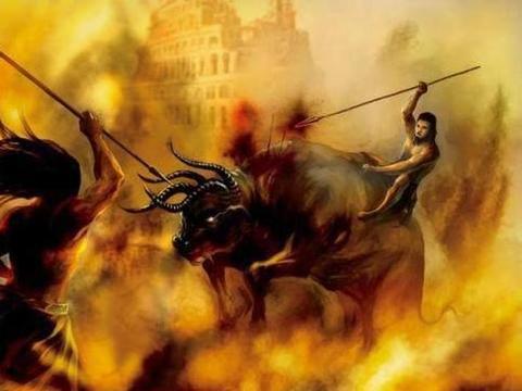 世界四大创世神话故事,最后一个简直了!