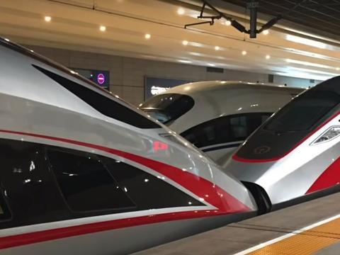 中国成全球唯一高铁成网国家!中泰项目进展顺利