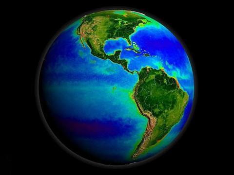 陆地和海洋是三七分,倘若将其比例互换,结果会如何?