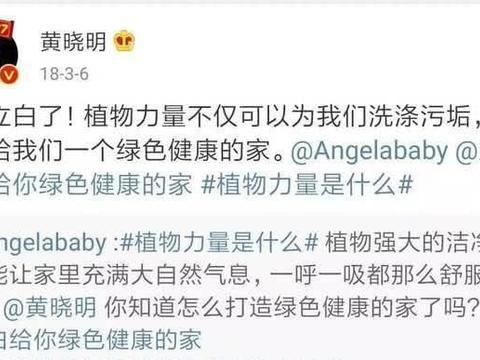 黄晓明baby打破离婚传闻,现身儿子生日宴同框感情好