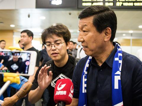 崔康熙: 亚冠首要目标是小组出线 中日韩联赛差距并不大